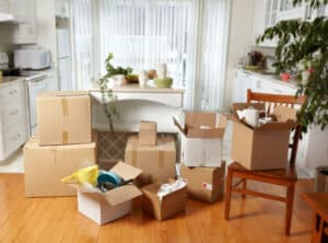 Declutter Process Best Movers Winter Move