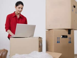 Moving Services Organize Online