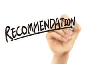 Recommendation Local Movers Matter