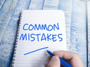 common mistakes storage moving companies deal with
