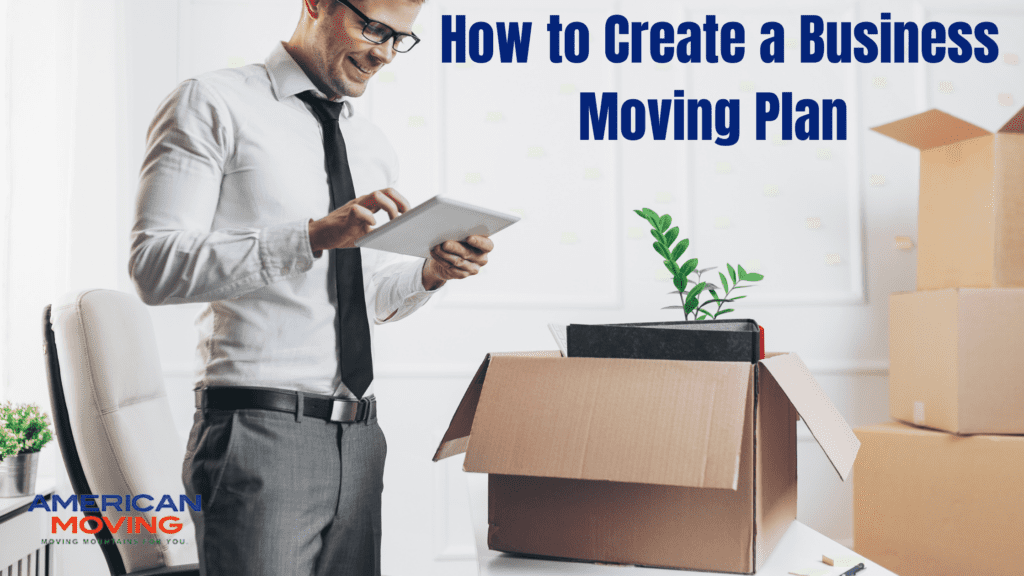 business moving plan